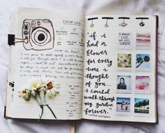 Travel journal pages and scrapbook inspiration - ideas for travel journaling, art journaling, and scrapbooking. Bullet Journal Inspo, Planner Bullet Journal, Bullet Journals, Kunstjournal Inspiration, Art Journal Inspiration, Journal Ideas, Wreck This Journal, My Journal, Scrapbook Journal