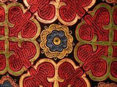 Kazakh textiles