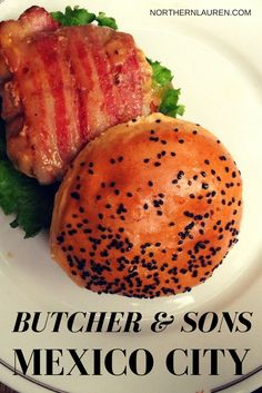 If you're looking for somewhere to get burgers in Mexico City, or just a great place for al fresco dining in the Mexican capital, then check out my review of Butcher & Sons, Roma.