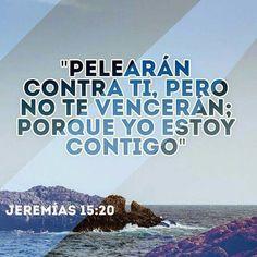Jeremías 15:20
