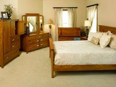 Visit www. for more bedroom furniture options. Decorating Ideas, Decor Ideas, Solid Wood Furniture, Oak Tree, Home Furnishings, Bedroom Furniture, Dreams, Facebook, Future