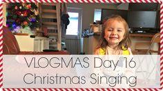 VLOGMAS Day 16 - Christmas Singing | Life With Pink Princesses