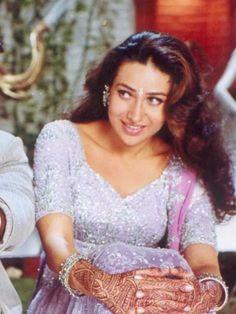 Karisma Kapoor young