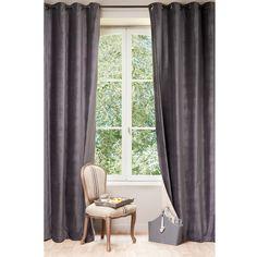 https://i.pinimg.com/236x/d0/e4/33/d0e4336a236a54ea338a996579246f40--grey-velvet-curtains-charcoal.jpg