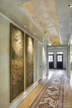 Segreto - Fine Paint Finishes and Plasters - Plaster - Houston TX - Murals