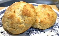 LEMON-CREAM CHEESE SCONES - Carbquick Recipe / Linda's Low Carb Menus & Recipes
