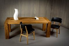 Τραπεζαρία Denis | Dining table Denis #home #homedecor #interiordesign #furniture #diningroom #table