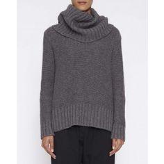 Hamilton Sweater - Char Marle