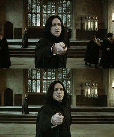 Harry Potter Severus Snape, Severus Rogue, Harry Potter Universal, Harry Potter Fandom, Harry Potter Hogwarts, Mr And Mrs Smith, Gellert Grindelwald, Alan Rickman Severus Snape, Welcome To Hogwarts