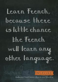 """Image detail for -SMALL CHANCE"""" Print Ad for French Language School by Euro Rscg"""