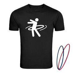 HULA HOOP I Love 70's 60's  REGULAR FIT UNISEX T Shirt