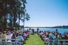 Claire & Matt | Tacoma Country & Golf Club » Christina Klas Photography