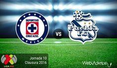 Cruz Azul vs Puebla, Jornada 10 del Clausura 2016 ¡En vivo por internet! - https://webadictos.com/2016/03/12/cruz-azul-vs-puebla-j10-clausura-2016/?utm_source=PN&utm_medium=Pinterest&utm_campaign=PN%2Bposts