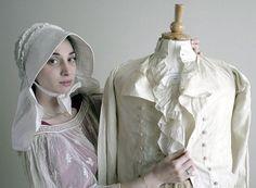 La casa de subastas Sotheby's de Londres permite pujar por los vestidos que lucían las protagonistas de Orgullo y prejuicio, la novela de Jane Austen