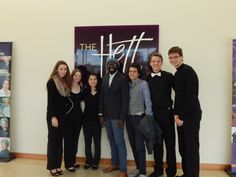 #SLSYO musicians with Brian Owens! Thank you #BrianOwens & The Hett for his amazing opportunity!