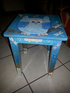 Quirky little table