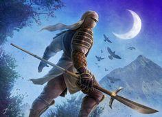 Masu - Legend of the Five Rings - Jason Engle - Deviant Art