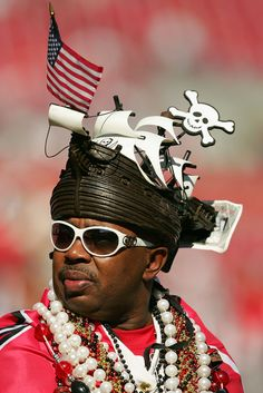 Tampa Bay Buccaneers fan