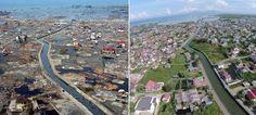 Η Ινδονησία 10 χρόνια μετά το φονικό τσουνάμι: Η περιοχή αναγεννήθηκε από τις στάχτες της -Το τότε και το τώρα [εικόνες] | iefimerida.gr