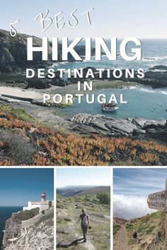 Situated on the edge of Europe and battered by the Atlantic Ocean, Portugal is home to some of the most dramatic coastal scenery in Europe. Here are the 5 Best Hiking Destinations in Portugal from @GottaKeepMovin! via @wanderthemap