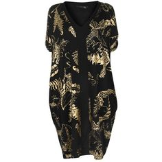 Discover our wide range of womens tunic dresses online, buy the Biba Tropical Tunic here! Biba Clothing, Metallic Prints, Classic Looks, Dresses Online, Plus Size Women, Short Sleeves, Tropical, High Neck Dress, Tunic Dresses