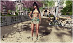Fashion in SL by Luah Benelli: neve, Viki, LIVIA e EQUAL
