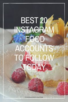 Best 20 Food Instagr