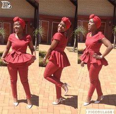 seshweshwe Chic and trendy Seshweshwe for the modern lady -