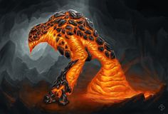fire monsters - Google Search