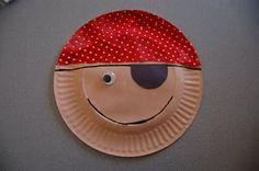 Paper plate pirate
