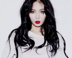 HyunA talks 'Red' and Psy dating rumors. Hyuna Red, Kim Hyuna, Triple H, K Pop, Korean Girl, Asian Girl, Korean Ulzzang, Seungyeon Kara, Uee After School