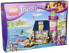 Compare prices on LEGO Friends Set Heartlake Lighthouse from top online retailers. Save money on your favorite LEGO figures, accessories, and sets. Tween Girl Gifts, Tween Girls, Legos, Lego Friends Sets, Buy Lego, Rc Hobbies, Secret Rooms, Treasure Maps, Lego Projects