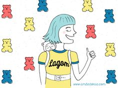 Mãe portuguesa na Suécia   Sweden   Lagom   Illustration   Ilustração   Ilustracion