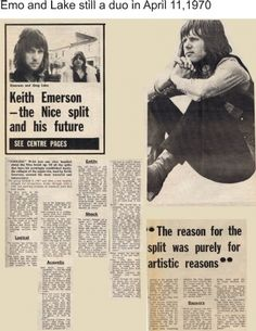 museum Greg Lake, Emerson Lake & Palmer, King Crimson, Progressive Rock, Joy And Happiness, Just Love, Picture Video, Emo, Museum