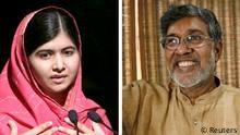Malala Yousafzai, Premio Nobel de la Paz 2014 | El Mundo | DW.DE | 10.10.2014