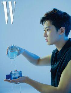 chanyeol image by bts kpop. Discover all images by bts kpop. Exo Chanyeol, Exo K, Kyungsoo, Exo Ot12, K Pop, Aqua Di Parma, Shinee, W Korea, Vogue Korea
