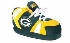Happy Feet Mens and Womens Green Bay Packers - Slippers -... https://www.amazon.com/dp/B001NLN3AE/ref=cm_sw_r_pi_dp_x_QQyHyb41MB4WS