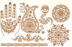 37 Best Indian Henna Tattoo Images Henna Tattoo Designs Henna