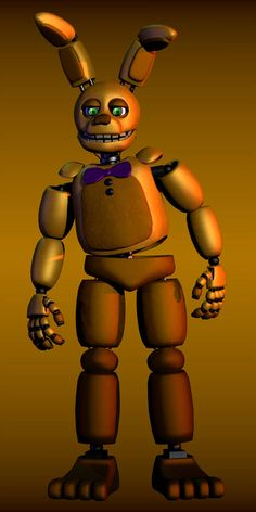 Withered Chica V4 full body [Blender FNAF] by TRAWERT ...