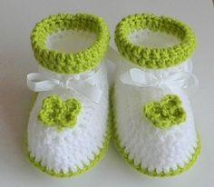 Babyschuhe von Baby gifts auf DaWanda.com