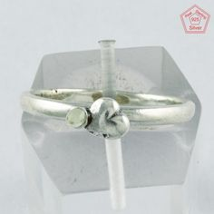 6.5 US Silver Heart Band Ring, Silvex Images 925 Sterling Silver Ring R4014 #SilvexImagesIndiaPvtLtd #Band #AllOccasions