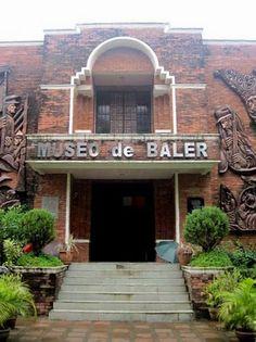 Museo de Baler in Baler, Quezon Province, Philippines