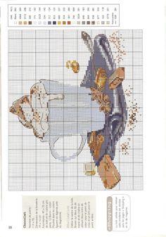POINT DE CROIX HS 62 thematique Helene Le Berre - Hiver douce  2014