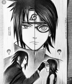 Anime Naruto, Anime Pokemon, Naruto Sketch, Naruto Drawings, Naruto E Boruto, Naruto Fan Art, Sarada Uchiha, Shikamaru, Naruto And Sasuke