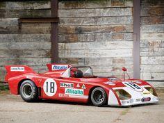 1972 Alfa Romeo Tipo 33/TT/3