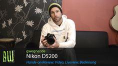 Nikon D5200 Hands on Review, Test, Vergleich | gwegner.de