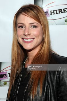 Actress Diane Neal attends the launch party for the new MTV News & Docs series 'MTV Hired' at La Pomme on April 2010 in New York City.
