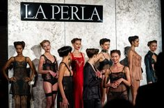 Designer: La Perla  Lead: Heather Packer for  Cutler/Ulta  2/7/13
