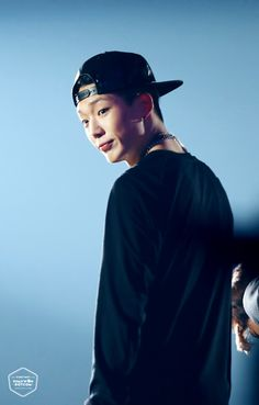 151003 Bobby @ iKON Debut Concert © KIMJIWONDOTCOM   DO NOT edit or remove logo.