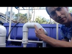 The U Siphon is a very simple form of siphon for a flood and drain aquaponics grow bed. In this video, you will see a U Siphon in operation. The U Siphon can.